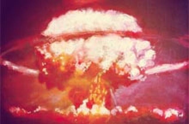Apokalypse-kunst i X-Bunker