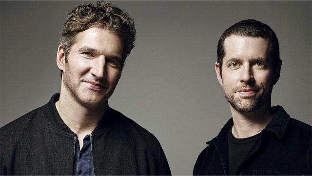 David Benioff og D.B. Weiss.