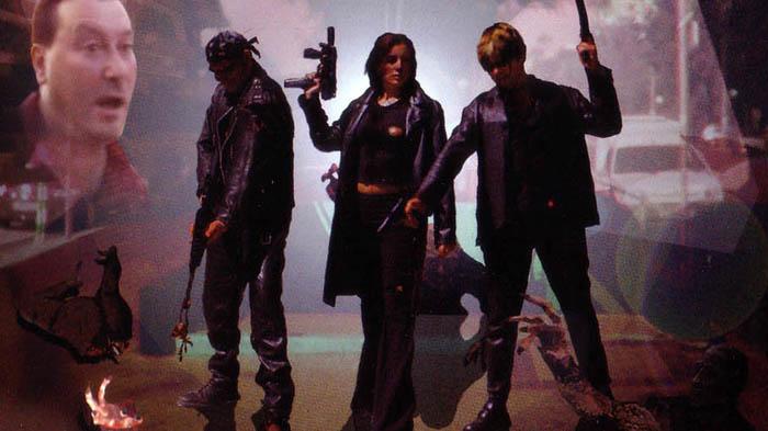 Deadhunter - Sevillian Zombies (Julian Lara, 2004) | Planet Pulp